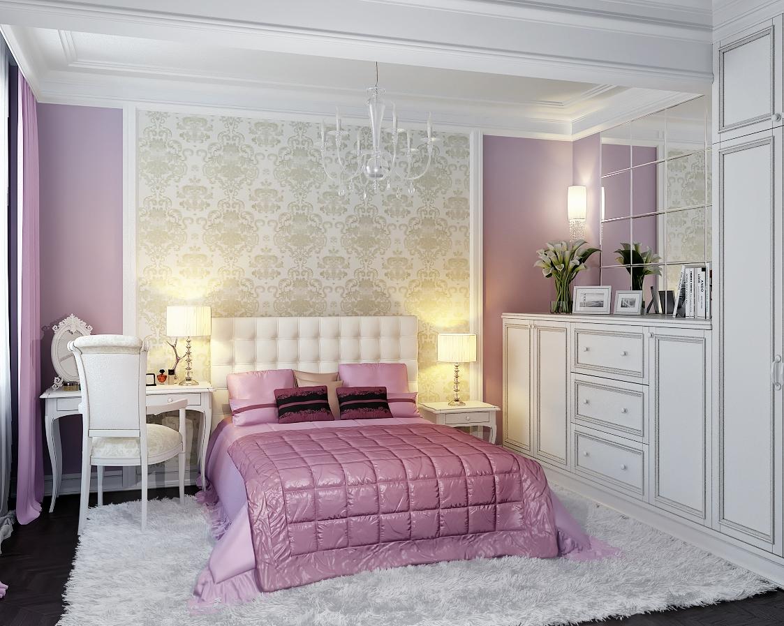 Декорирование спальни фото